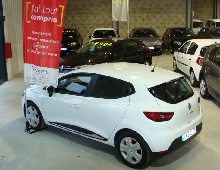 Voiture Occasion Et Neuves Vannes Auto Renault Et Dacia A Vannes